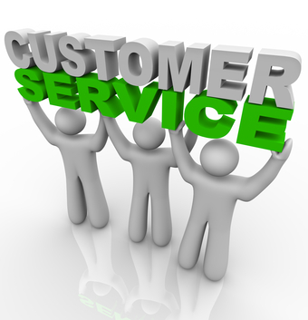 Customer Service - Lifting the Words