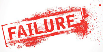 "People who write motivational books talk about being willing to fail. But that means ""pulling out all the stops"", it means ""going for it"". But in the world of Marching Band, ""Failure Is Not An Option"", right?!"